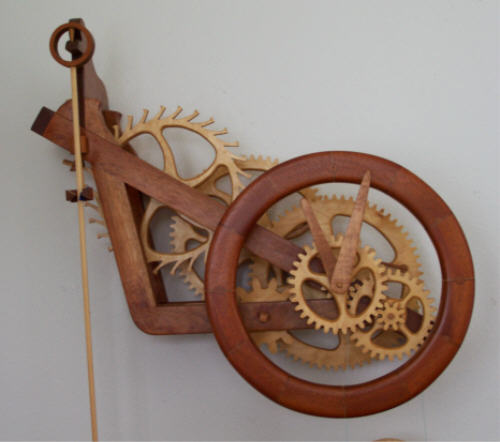 wooden clock plans hawaii