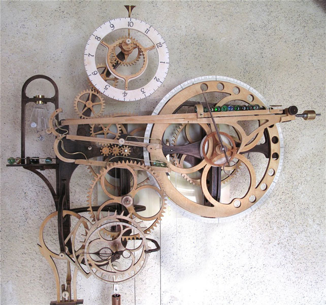 wooden gear clock plans pdf Car Tuning