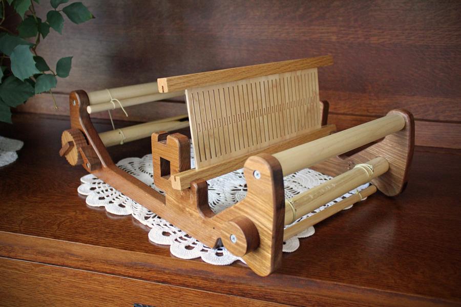 diy rigid heddle loom stand diy campbellandkellarteam DIY Apothecary Cabinet Kitchen Cabinets Redo DIY Pinterest